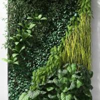 Озеленение искусственными растениями премиум класса